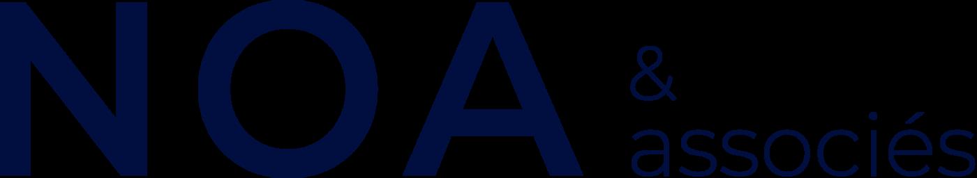 Logo NOA & Associés